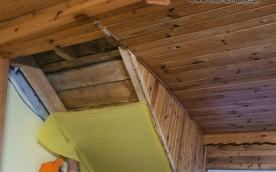 Stropodach drewniany. Jak go ocieplić?